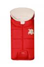 Chancelière polaire universelle pour poussette N12 exclusive choix des couleurs
