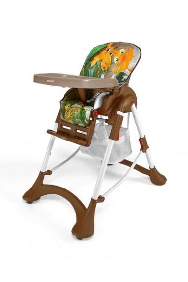 Chaise haute Active Jungle