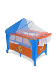 Lit parapluie avec table à langer Mirage Chiot