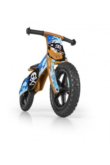 DUPLO PIRATE - en bois de vélo sans pédales