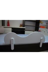Barrière latérale pour lit