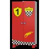 Armoire Super Vitesse 2 portes
