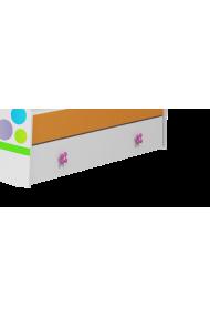 Tiroir sous le lit - deuxième lit