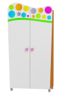 Armoire Rainbow 2 portes