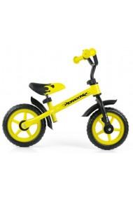 DRAGON JAUNE - vélo sans pédales