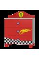 Commode Super Vitesse - 3 tiroirs