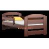 Lit en bois de pin Kam3 180 x 80 cm