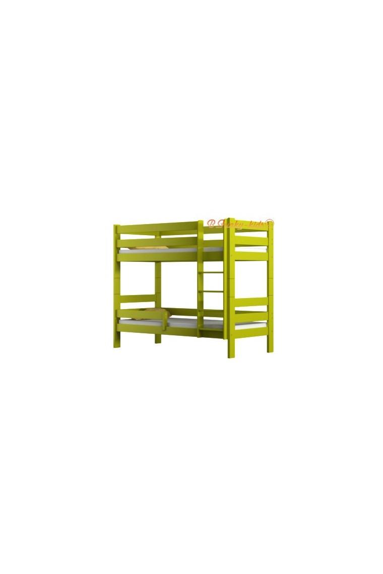 lit superpos bois. Black Bedroom Furniture Sets. Home Design Ideas