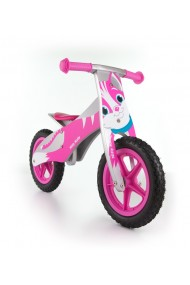DUPLO CHAT - draisienne bois de vélo sans pédales