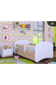 Lit enfant Happy Collection avec tiroir et matelas