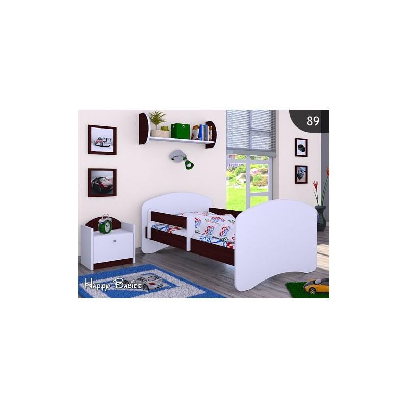 Lit enfant happy collection avec tiroir et matelas - Lit avec tiroir matelas ...