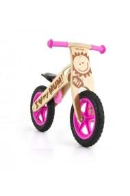 King Fille - draisienne bois de vélo sans pédales