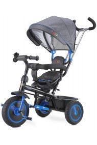 Tricycle evolutif Buzz bleue