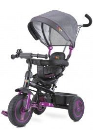Tricycle evolutif Buzz pourpre