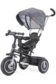 Tricycle evolutif Buzz gris