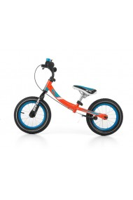YOUNG AVEC FREIN ORANGE - draisienne vélo sans pédales