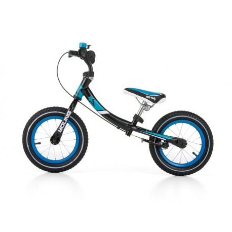 YOUNG AVEC FREIN BLEU - draisienne vélo sans pédales