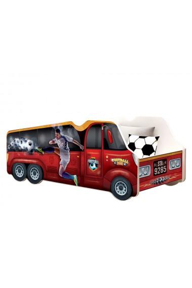 Lit camion Football 140x70 cm