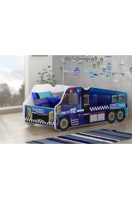 Lit camion de la Police 140x70 cm