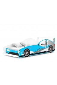 Lit voiture Formule GT 180x80 cm