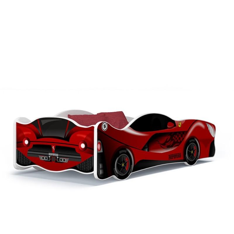 stunning lit voiture fille with lit voiture fille. Black Bedroom Furniture Sets. Home Design Ideas