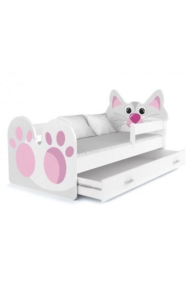 Lit enfant Minou avec tiroir