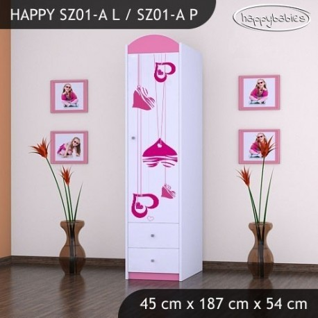 Armoire Happy Collection 1