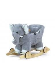 Bascule Polly gris éléphant