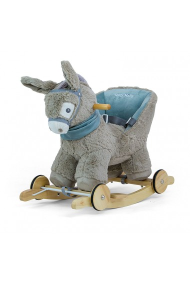 Bascule Polly gris âne