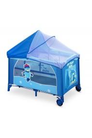 Lit parapluie avec table à langer Mirage Ourson