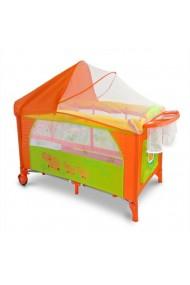 Lit parapluie avec table à langer Mirage Hippo