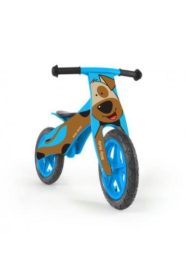 DUPLO CHIEN - en bois de vélo sans pédales