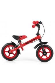 DRAGON AVEC FREIN ROUGE - vélo sans pédales