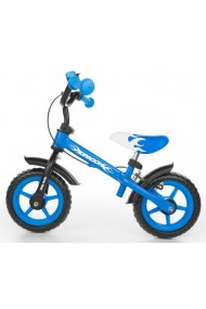 DRAGON AVEC FREIN BLEU - vélo sans pédales