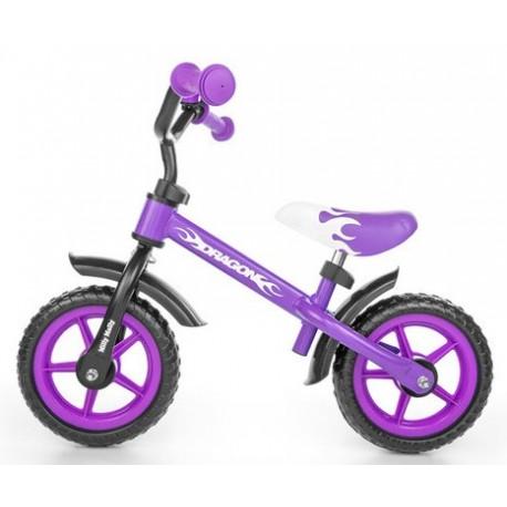 DRAGON VIOLETTE - vélo sans pédales
