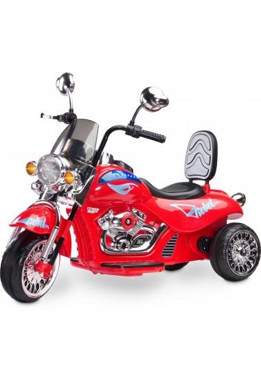 Moto électrique Rebel Rouge