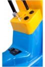 Voiture électrique Bulldozer vert