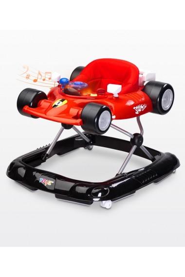Trotteur Speeder rouge