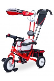 Tricycle evolutif Derby rouge