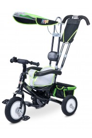 Tricycle evolutif Derby vert