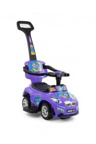 Porteur voiture 3 en 1 HAPPY violet