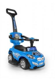 Porteur voiture 3 en 1 HAPPY bleue