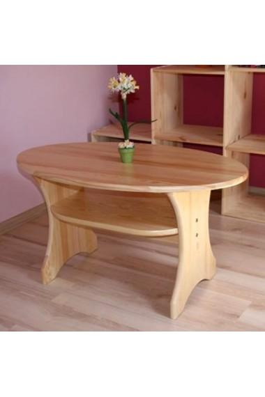 Table en bois massif de pin