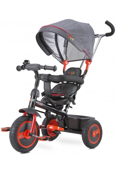Tricycle evolutif Buzz rouge