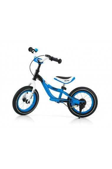 HERO BLEUE draisienne vélo sans pédales avec frein
