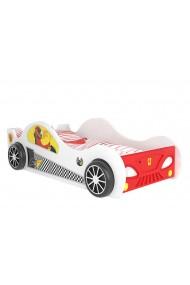 Lit voiture avec LED lumières 180x90 cm