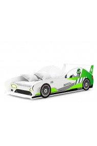 Lit voiture Formula GT avec matelas 160x80