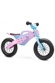 Enduro rose bois de vélo sans pédales