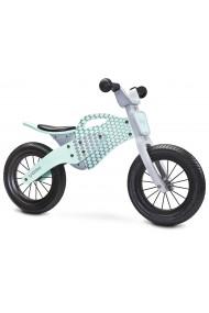 Enduro vert bois de vélo sans pédales