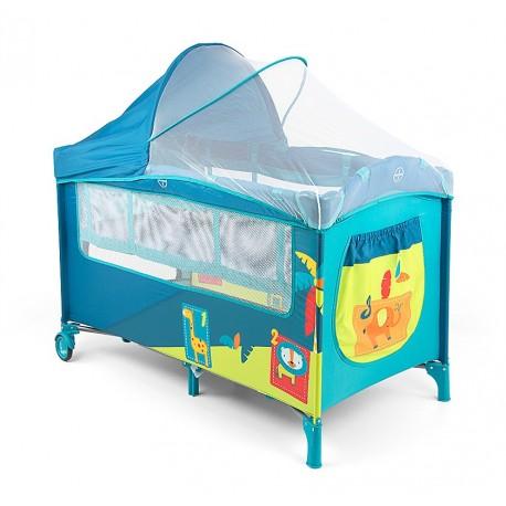 lit parapluie avec table langer mirage jungle. Black Bedroom Furniture Sets. Home Design Ideas